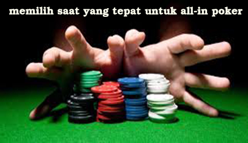 all-in poker